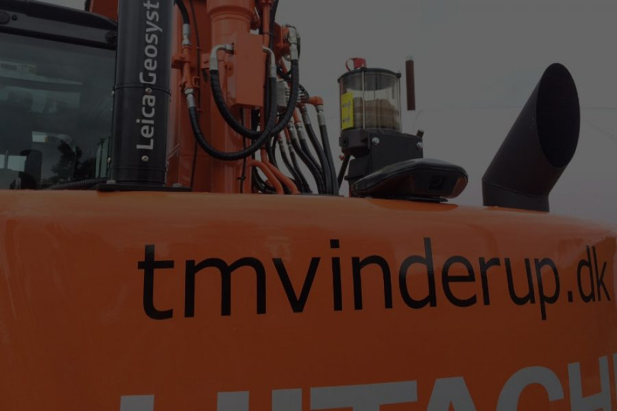 TM Entreprenørfirma Maskinpark